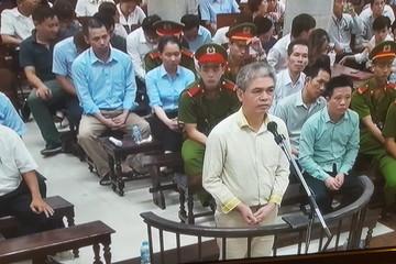 Xét xử đại án OceanBank 1/9: Nguyễn Xuân Sơn khai chi