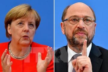 Cơ hội cuối cùng cho hai ứng cử viên đua tranh chức Thủ tướng Đức