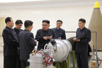 Triều Tiên có thể lại sắp phóng tên lửa đạn đạo xuyên lục địa