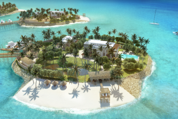 Nghỉ dưỡng đẳng cấp châu Phi: Resort 1,6 tỷ USD với nhà hàng và câu lạc bộ đêm dưới nước