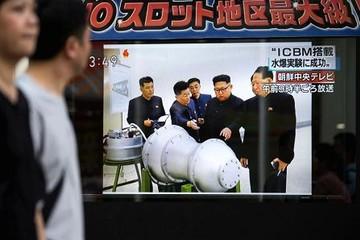 Triều Tiên bí mật di chuyển tên lửa, Hàn Quốc phát triển đầu đạn lớn hơn để đối phó