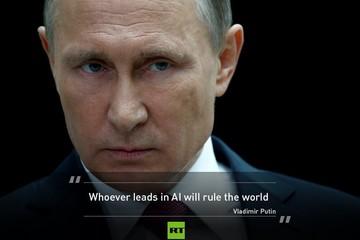 Tổng thống Putin: Người dẫn đầu về AI sẽ thống trị thế giới