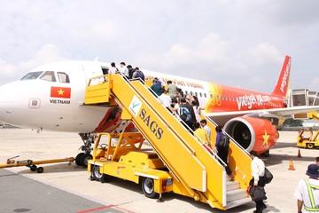 Dịp lễ Quốc khánh, Vietjet thực hiện hơn 1.500 chuyến bay, lượng khách vận chuyển tăng 27%
