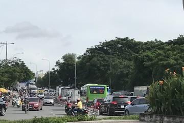 Đâu là những khu vực giao thông tắc nghẽn vì cao ốc nhiều nhất Sài Gòn?