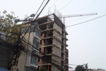 Dự án 83 Ngọc Hồi, xây đến tầng 8 mới được chuyển mục đích sử dụng đất và xin giấy phép xây dựng