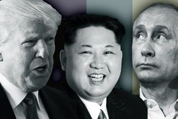 Ông Trump gửi thông điệp nhập nhằng, các nước bất đồng trong việc đối phó Triều Tiên