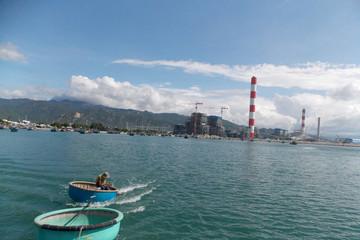 Sẽ có ba giai đoạn nạo vét cảng Trung tâm điện lực Vĩnh Tân