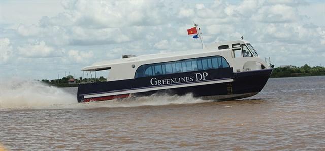 Sắp có tuyến tàu cao tốc từ TP HCM đi Côn Đảo