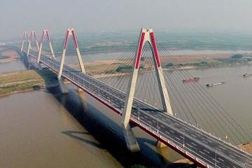 Hà Nội muốn cơ chế đặc thù xây 6 cầu mới qua sông Hồng, sông Đuống
