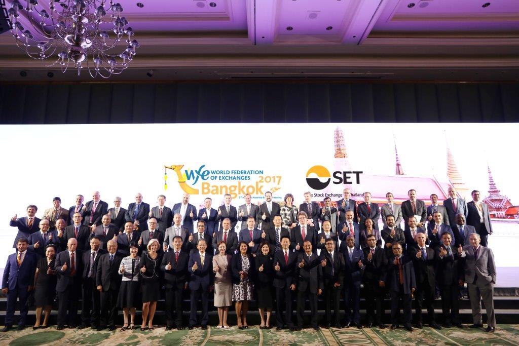 Sở GDCK Hà Nội tham dự Hội nghị thường niên WFE lần thứ 57