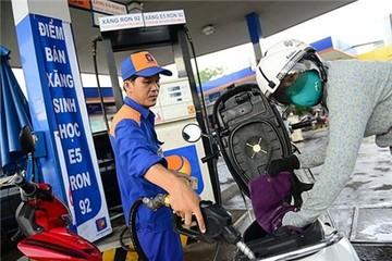 Petrolimex ngừng bán xăng RON 92 từ năm 2018