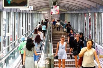 Hồng Kông: Thang cuốn ngoài trời dài nhất thế giới
