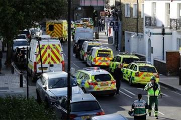 Khủng bố ở nhà ga London, nhiều người bị thương