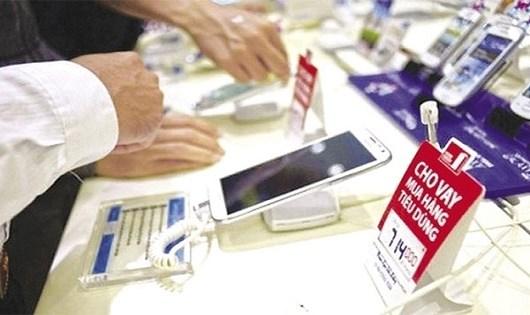 Dịch vụ tín dụng tiêu dùng sẽ không phải đăng ký hợp đồng theo mẫu