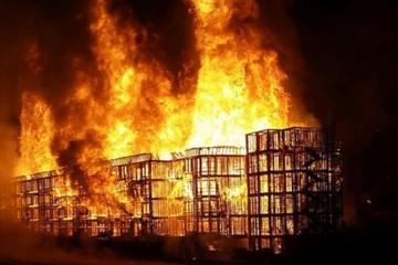 """NTP lên tiếng sau sự cố cháy tại Hải Phòng, vốn hóa """"bay hơi"""" 161 tỷ đồng"""