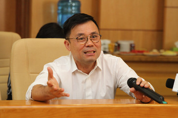 Ông Nguyễn Duy Hưng: Nếu không có người nhóm ngọn lửa đầu tiên thì không bao giờ có đám cháy