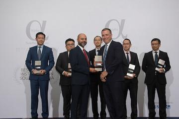 SSI ẵm 2 giải môi giới khách hàng tốt nhất của tạp chí Alpha Southeast Asia
