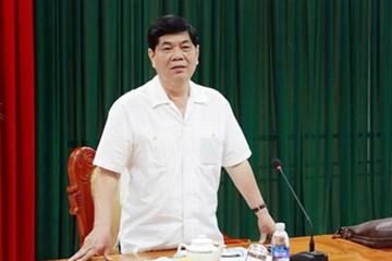 Ông Nguyễn Phong Quang bị cách tất cả các chức vụ trong Đảng