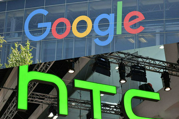 BREAKING: Google mua lại một phần mảng điện thoại của HTC với giá 1,1 tỷ USD
