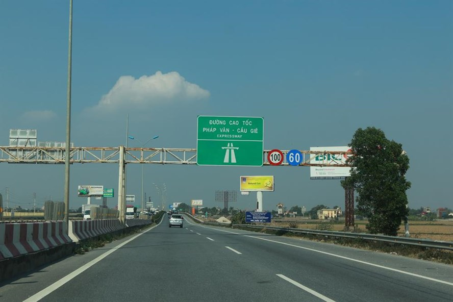 BOT Pháp Vân - Cầu Giẽ sẽ giảm phí tới 25% từ 15.10