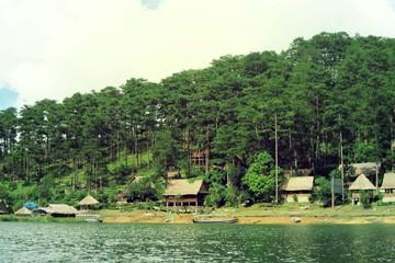 Nhiều sai phạm tại các dự án thuộc Khu du lịch Quốc gia hồ Tuyền Lâm