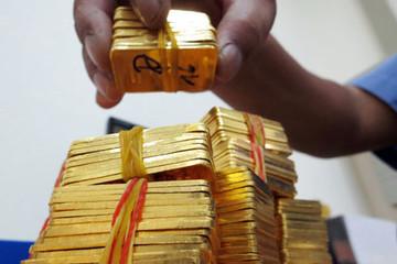 Giá vàng ghi nhận tuần giảm mạnh nhất tháng