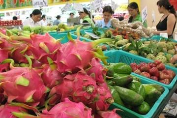 Rau quả Việt đang hy vọng con số 3,6 tỷ USD