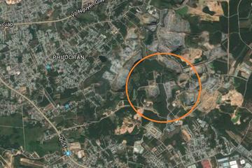 CTI: Chính thức thông xe đường chuyên dụng vào khu vực mỏ đá Tân Cang, Đồng Nai