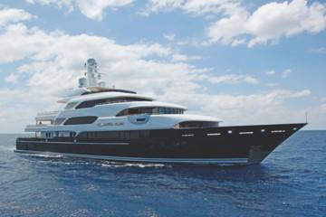 Monaco Yacht Show: Ngắm 5 siêu du thuyền cực sang trị giá hàng chục triệu USD