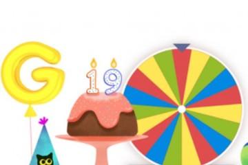 Tại sao Google chọn 27/9 là ngày sinh nhật?