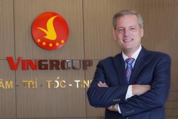 Vingroup bổ nhiệm cựu Phó Chủ tịch General Motors làm Tổng giám đốc VinFast