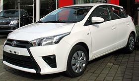 Toyota thu hồi hơn 20.000 xe Yaris và  Vios do lỗi túi khí