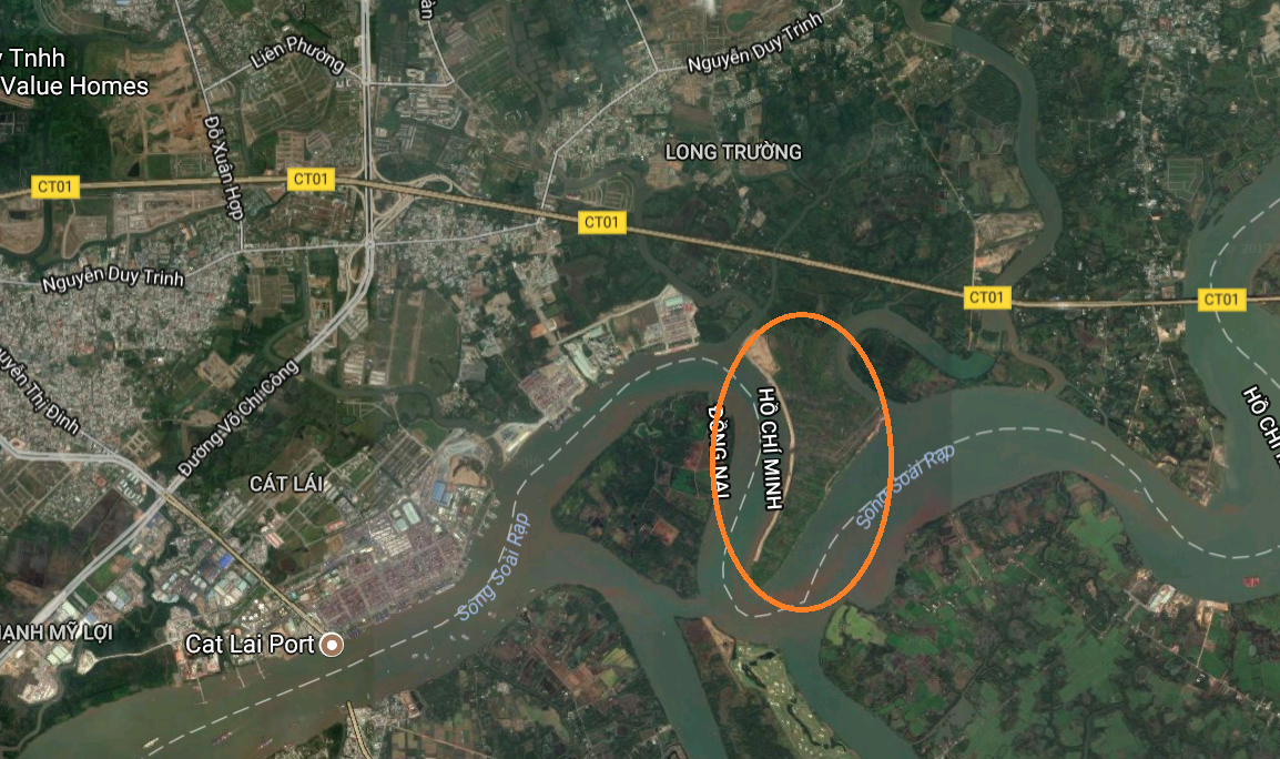 Sài Gòn Gôn - đơn vị đem về khoản lãi 550 tỷ cho Saigontourist sở hữu dự án BĐS nào?