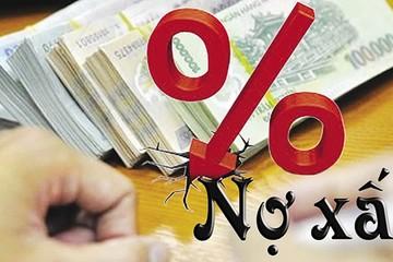 Nợ xấu hệ thống ngân hàng TP.HCM đến cuối tháng 9 là 60.000 tỷ, 1/3 từ nhóm '0 đồng'