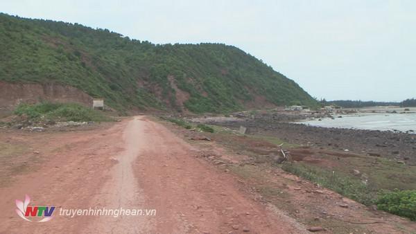 Nghệ An sẽ có tuyến đường ven biển 90km