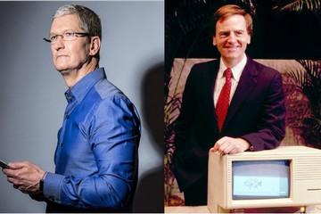 Với iPhone X, Tim Cook liệu có đi vào vết xe đổ của John Sculley- CEO thất bại của Apple?
