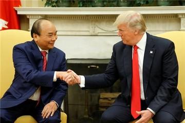 Nhà Trắng xác nhận tổng thống Trump sẽ đến Việt Nam vào tháng 11