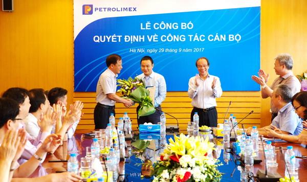 Tổng giám đốc Pjico được giao ghế Phó Tổng giám đốc Petrolimex từ 1/10