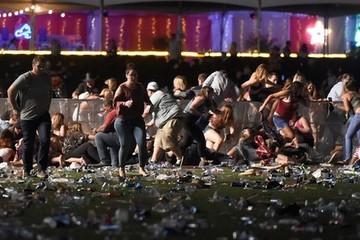 Xả súng ở lễ hội âm nhạc Las Vegas, hàng chục người thương vong