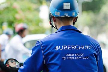 """Bộ GTVT: """"Không thể bắt Uber, Grab dừng hoạt động"""""""