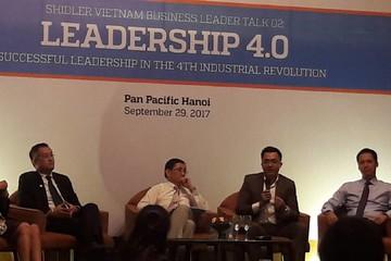 Cách mạng Công nghiệp 4.0: Lãnh đạo doanh nghiệp Việt cần làm gì để thành công?