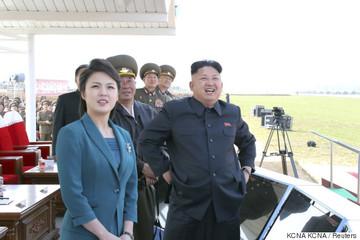 Cuộc sống bí ẩn của vợ nhà lãnh đạo Triều Tiên Kim Jong-un
