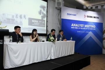 Công ty sản xuất ốc vít cho Samsung dự kiến lên sàn HoSE vào cuối năm 2017