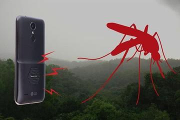 LG ra mắt mẫu điện thoại có khả năng...đuổi muỗi