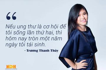 Nữ hoàng khởi nghiệp Thủy Trương: Tôi vẫn sống mỗi ngày như ngày cuối cùng được sống