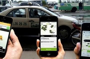 Sau Hà Nội, đến Hiệp hội taxi TP HCM kiến nghị cấm Grab, Uber