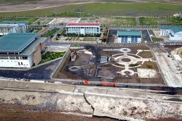 Dự án xây 300 tỷ đồng, mất 250 tỷ khắc phục sự cố