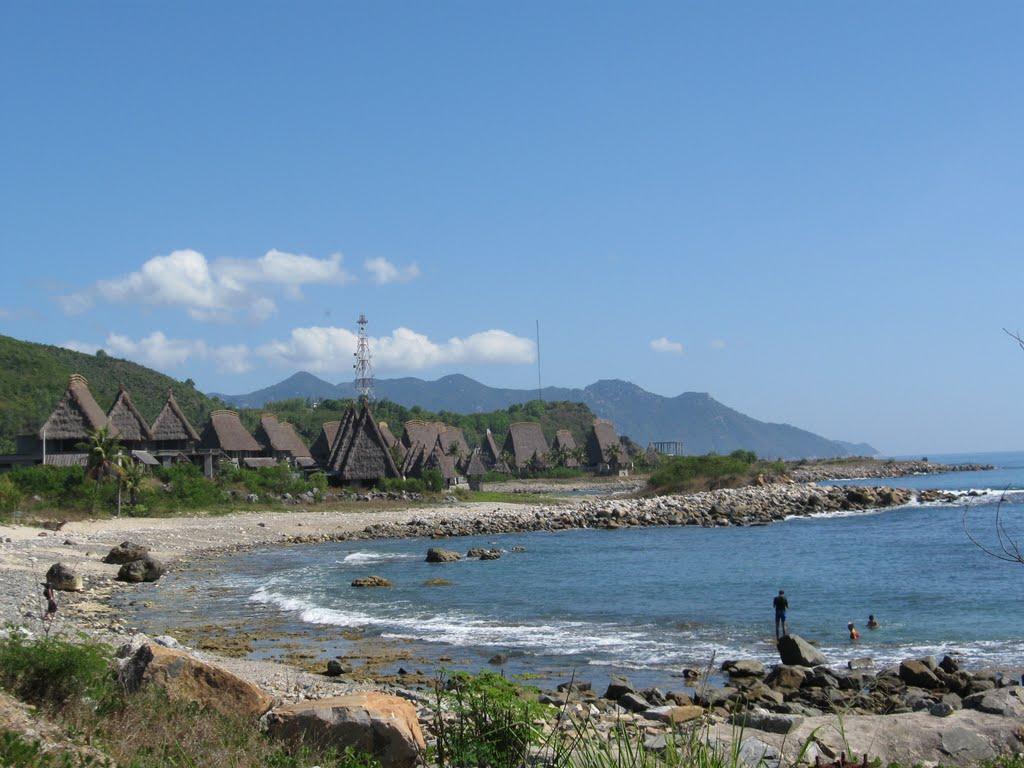 Phạt chủ đầu tư dự án Champarama Resort & Spa vì lấn vịnh Nha Trang 1,7ha