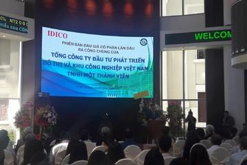 IPO IDICO: Giá trúng thầu trung bình 23.940 đồng/cổ phiếu