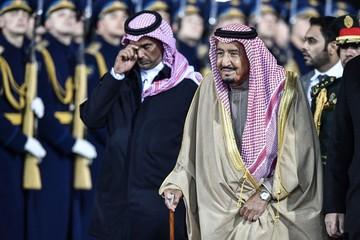 Vua A-rập Saudi mang theo 1.500 người, đồ nội thất riêng công du Nga